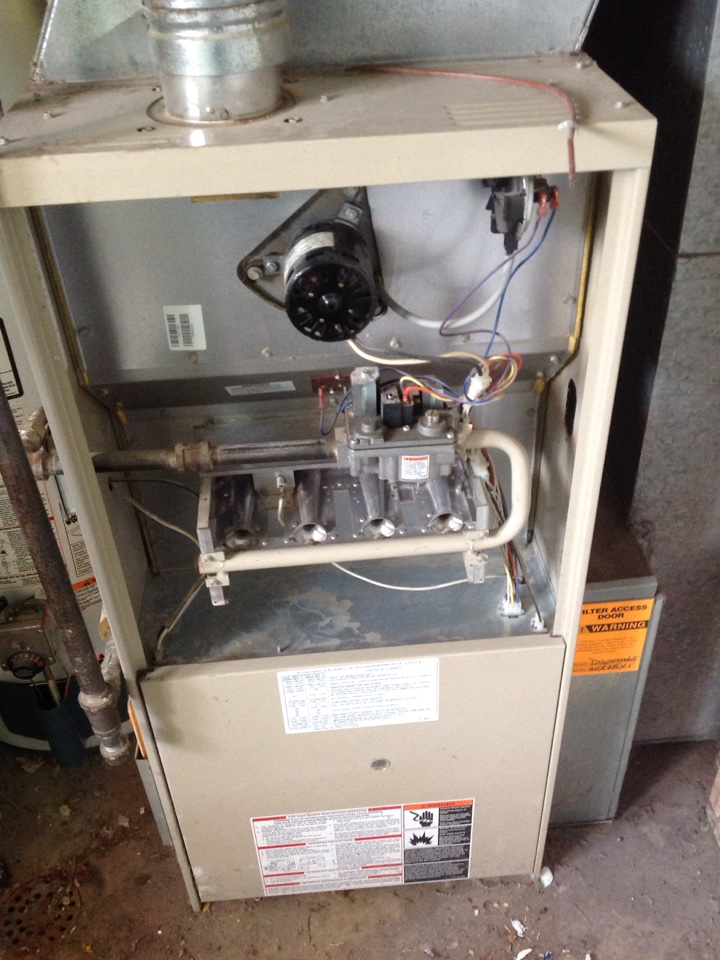 Midvale, UT - Lennox elite furnace tune up