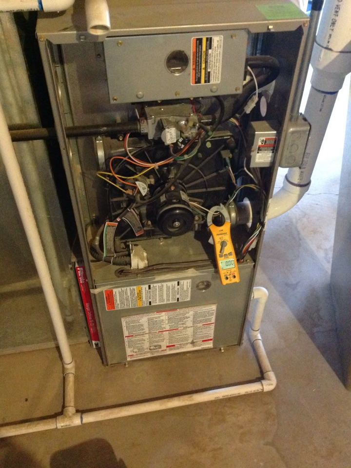Bluffdale, UT - Bryant furnace tune up, inspection, and cleaning