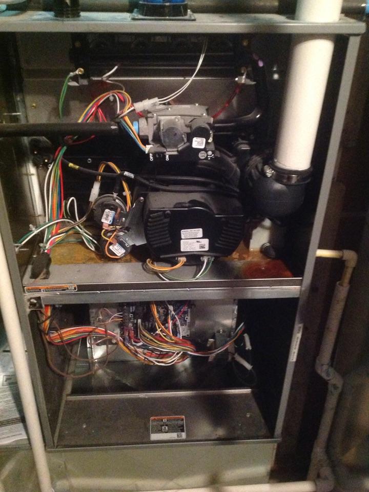 Elk Ridge, UT - Tempstar furnace tune up