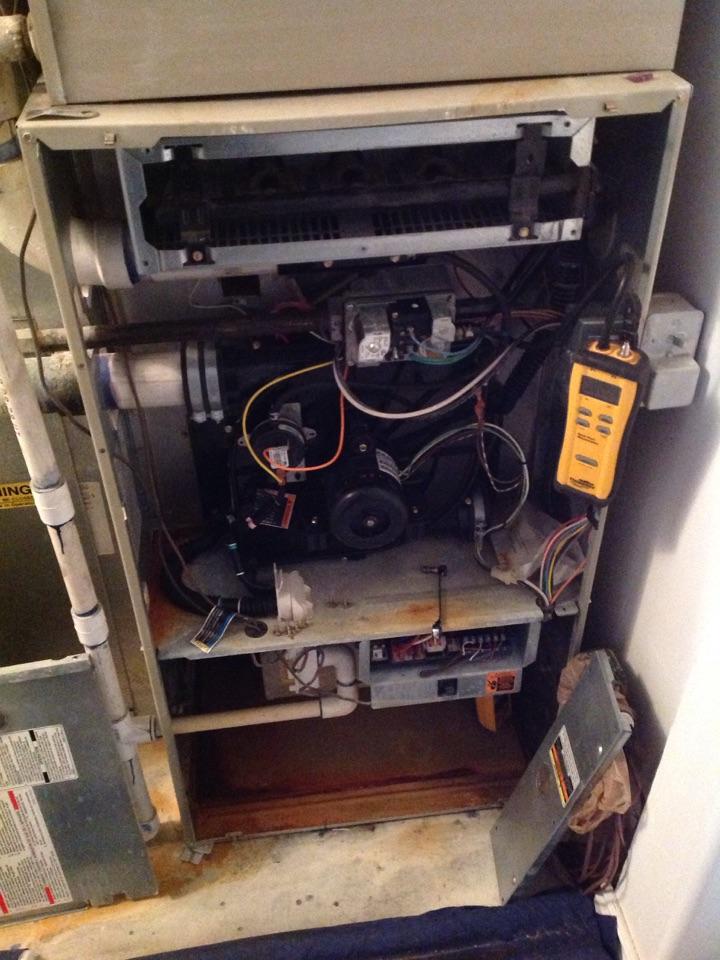 Murray, UT - Furnace tune up, Carrier furnace