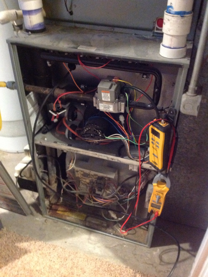 Cottonwood Heights, UT - Furnace tune up, Rheem system