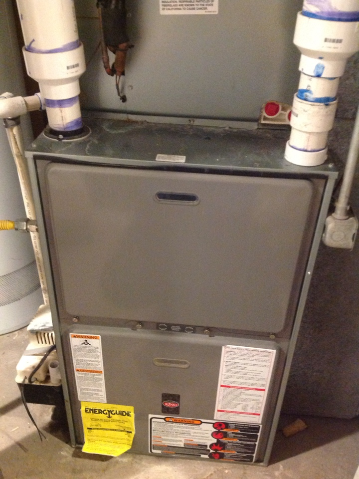Cottonwood Heights, UT - Furnace tune up, Rheem