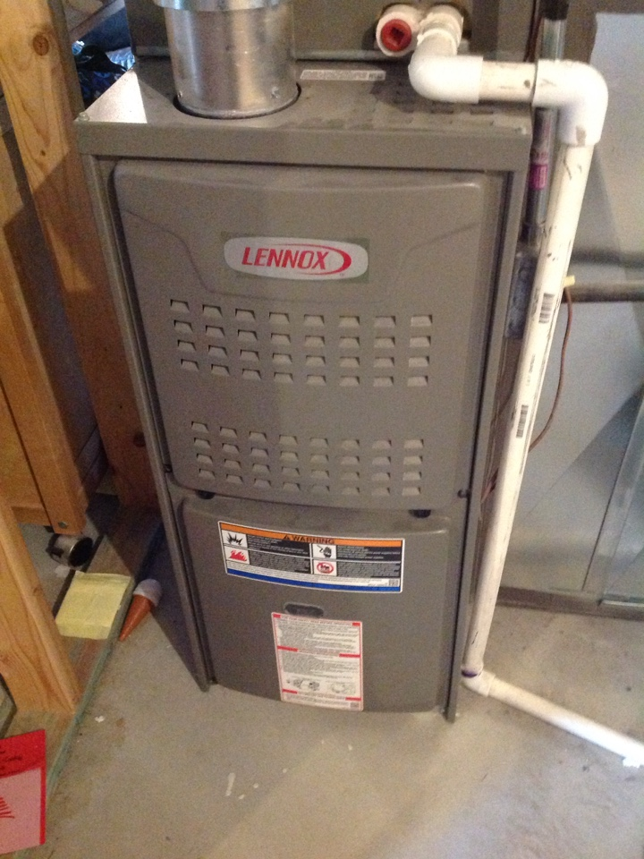 Bluffdale, UT - Furnace tune up, Lennox
