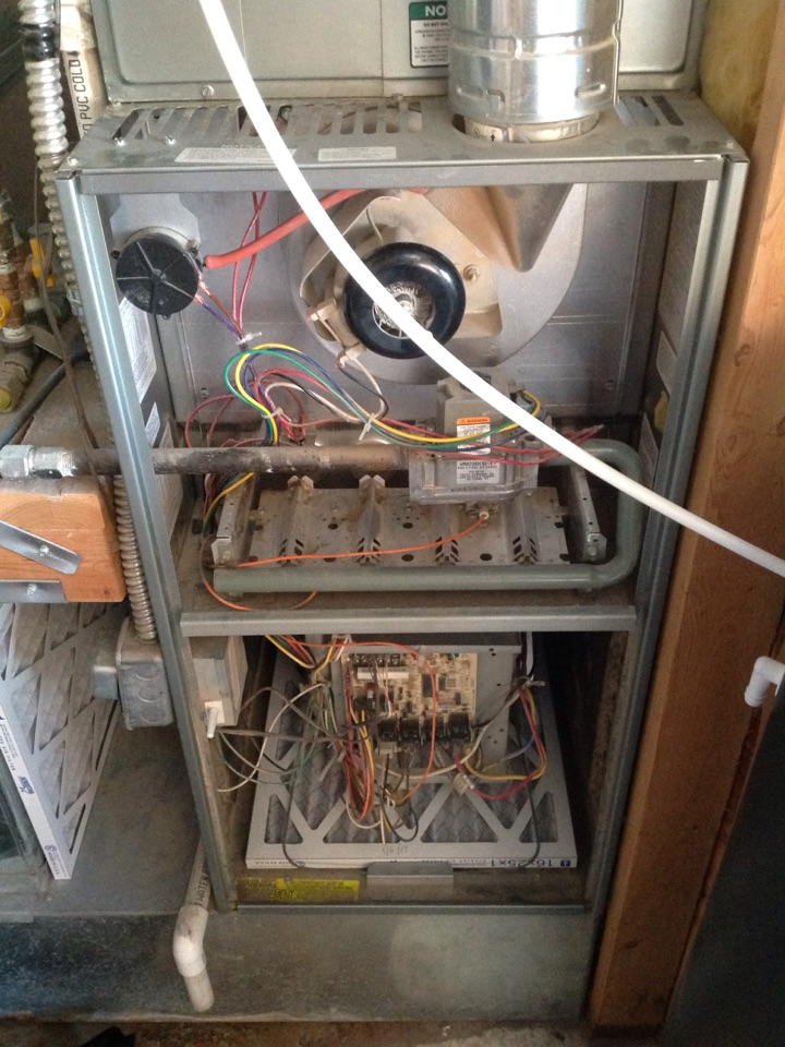 Santaquin, UT - Furnace tune up, Rheem