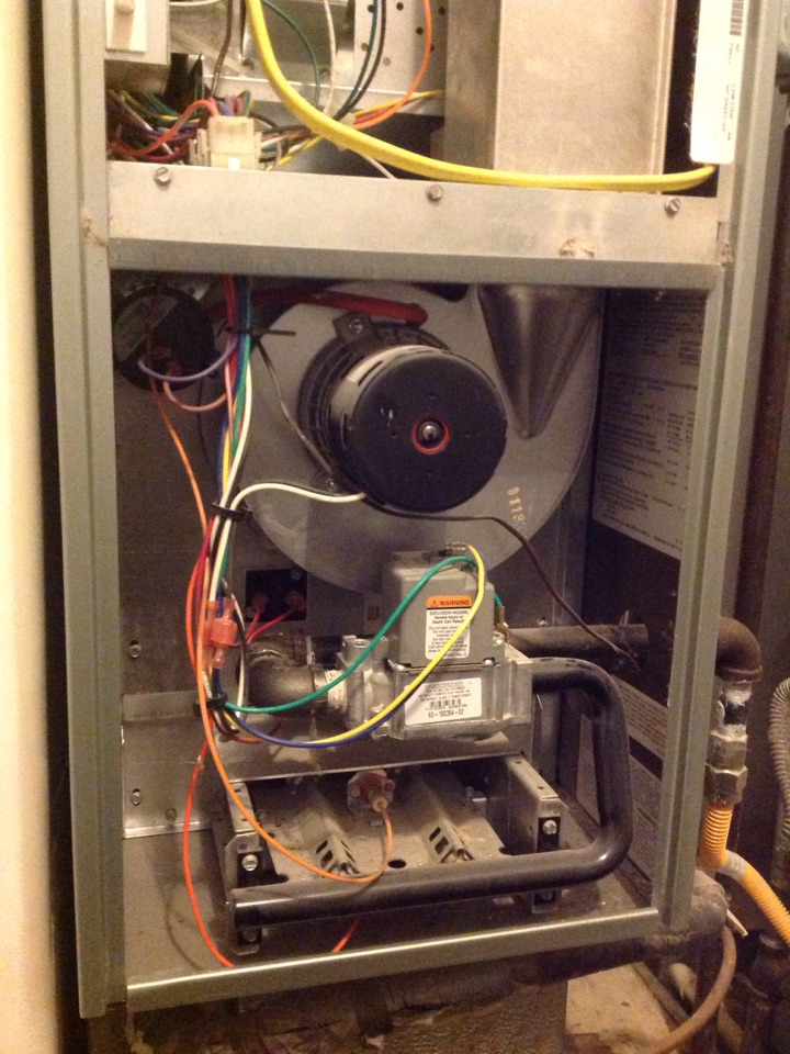 Salt Lake City, UT - Furnace tune up, Rheem