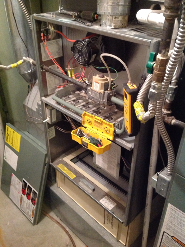 Woodland Hills, UT - Furnace tune up, Rheem