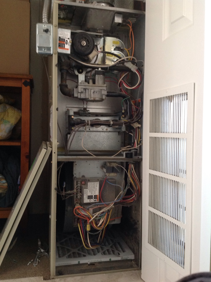 Payson, UT - Furnace tune up, Carrier