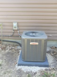 Springville, UT - Install new Lennox 13 SEER Air-conditioner