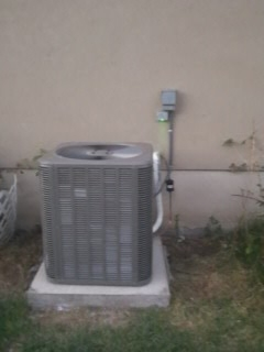 American Fork, UT - Install new Lennox 16 SEER Air-conditioner