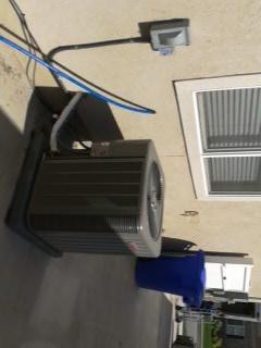 West Jordan, UT - Install new Lennox 13 SEER Air-conditioner.