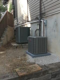 American Fork, UT - Install new Lennox 13 SEER Air-conditioner