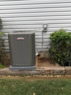 Cedar Hills, UT - Install new Lennox 16 SEER Air-conditioner