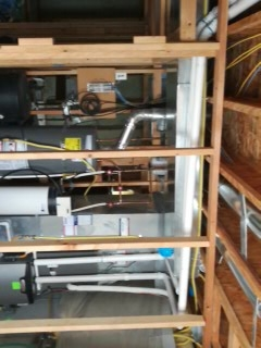 Eagle Mountain, UT - Install new 96% efficient two stage furnace.