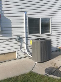 Lindon, UT - Install New Lennox 16 Seer air conditioner.
