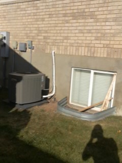 Pleasant Grove, UT - Install new Lennox 16 SEER Air-conditioner.