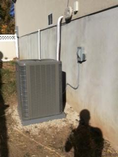 Lehi, UT - Install New Lennox 14 Seer air conditioner.