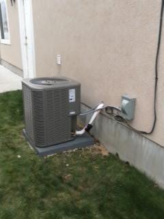 Salt Lake City, UT - Install new Lennox 13 SEER Air-conditioner