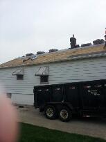 Calumet City, IL - Tearoff install CertainTeed XT shingles
