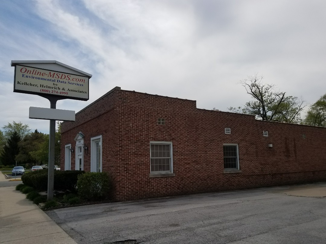 Hammond, IN - Putting together a roof maintenance program.