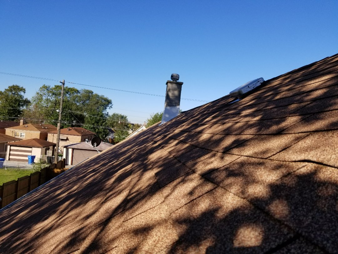 Chicago, IL - Estimate for chimney flashing replacment
