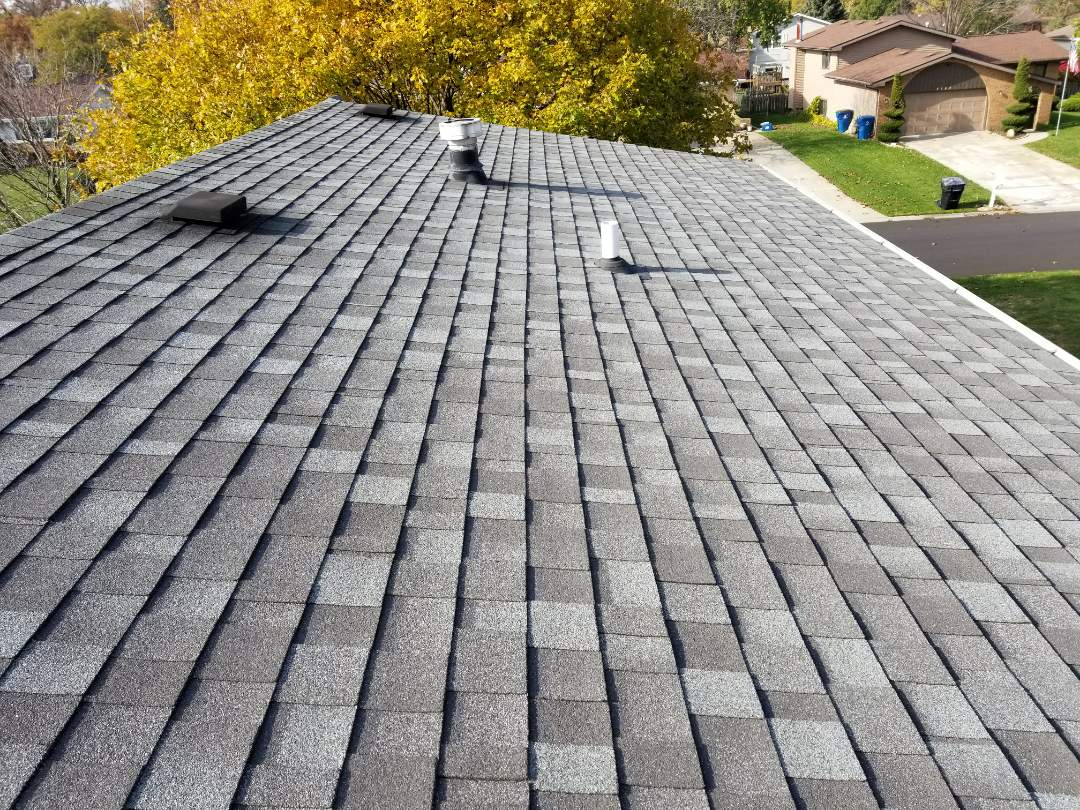 Highland, IN - Estimate for roof leak