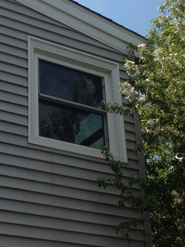 Aurora, MN - New double hung windows in Aurora, MN