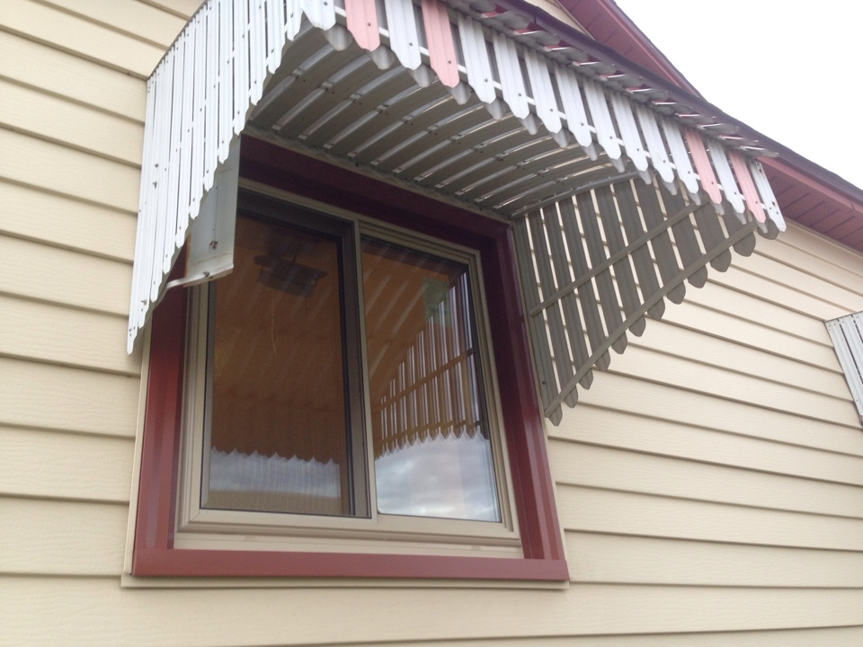 Gilbert, MN - Customer looking forward to improved energy efficiency, easier closing, and improved appearance with their new Restorations windows.