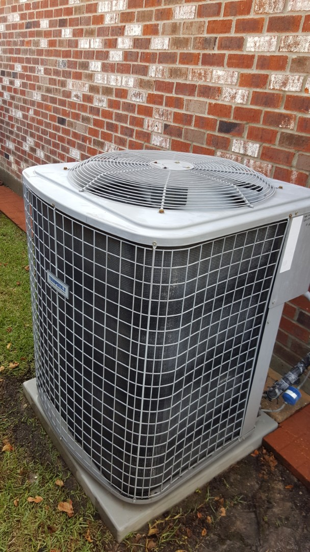 Baton Rouge, LA - Finishing a precision tuneup at a single family home with a tempstar furnace and condenser in baton rouge, la