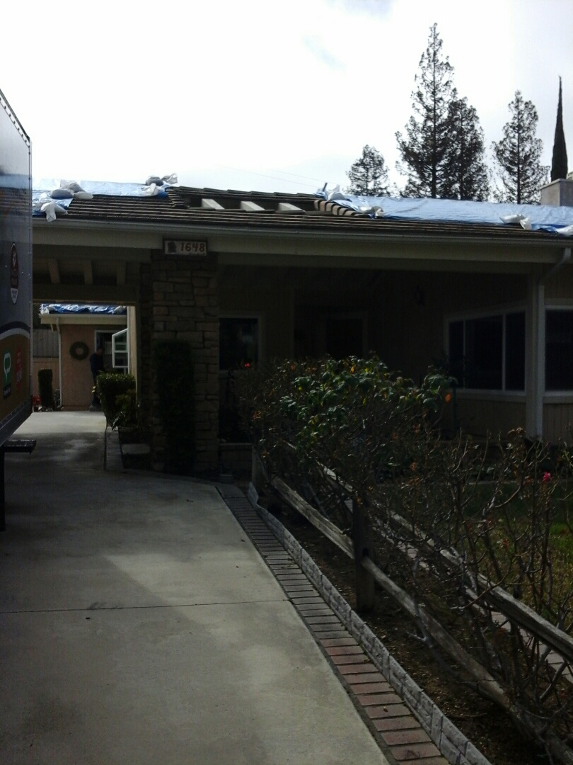 Redlands, CA - Replaced  the windows and doors in this home