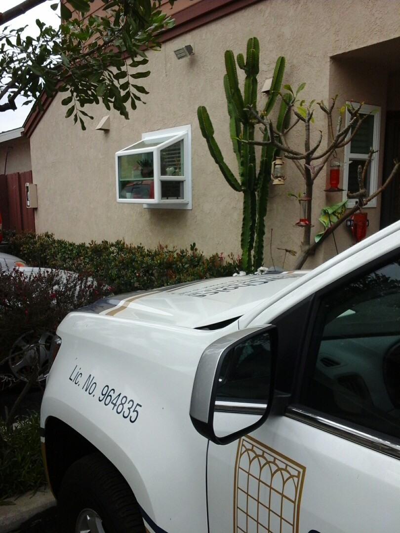 Costa Mesa, CA - Completed minor service work at no cost to customer