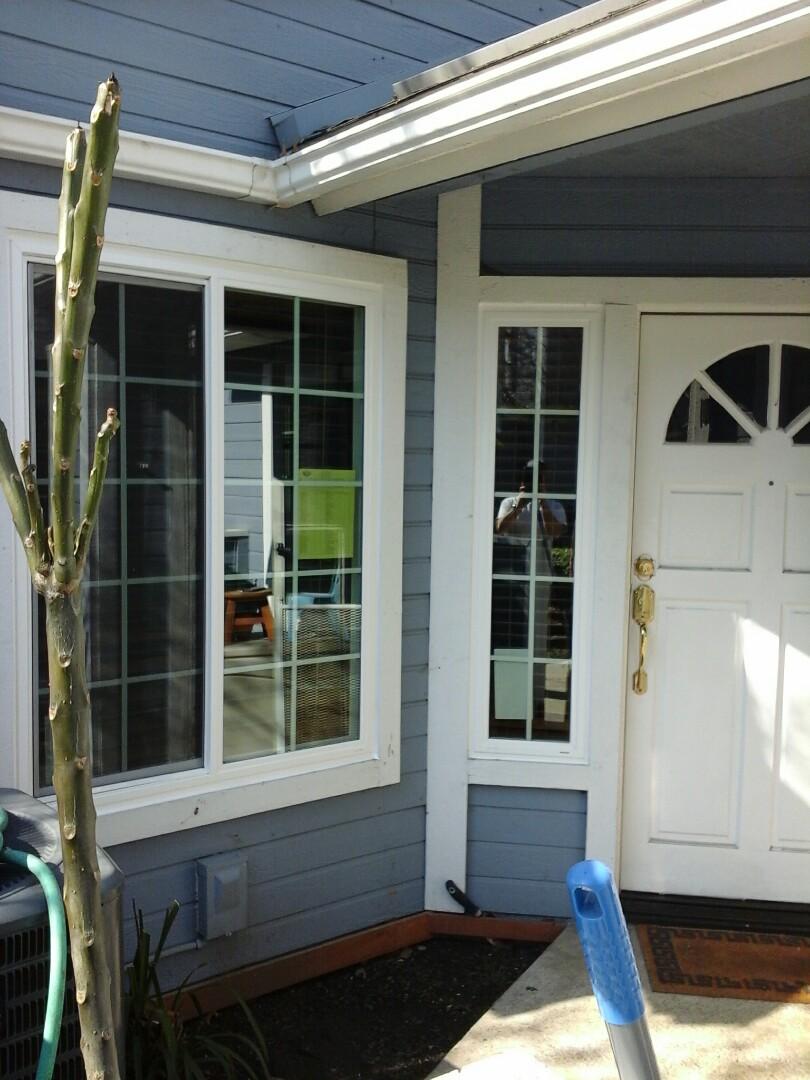 Walnut, CA - Installed windows on the entire condo