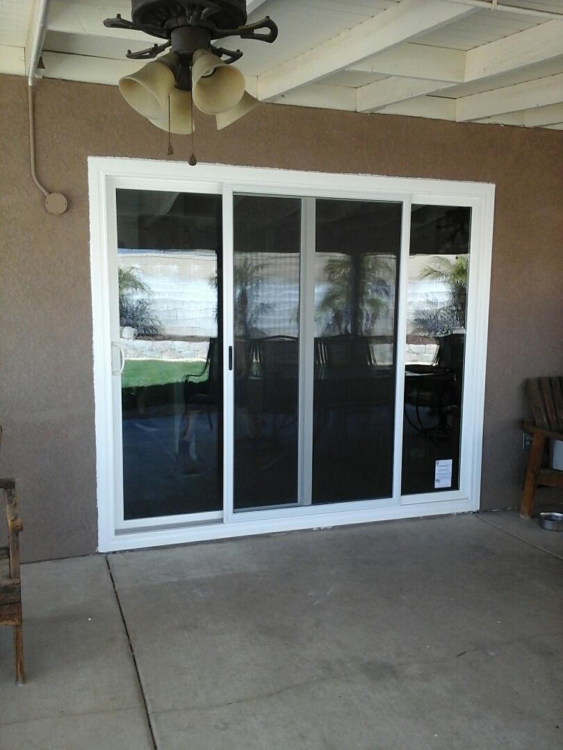 Rialto, CA - Windos & door replaced!!!