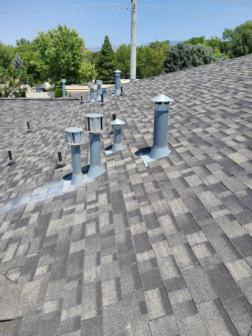 Salt Lake City, UT - Roof inspection and quote for any necessary repairs in a condominium complex for a property management company