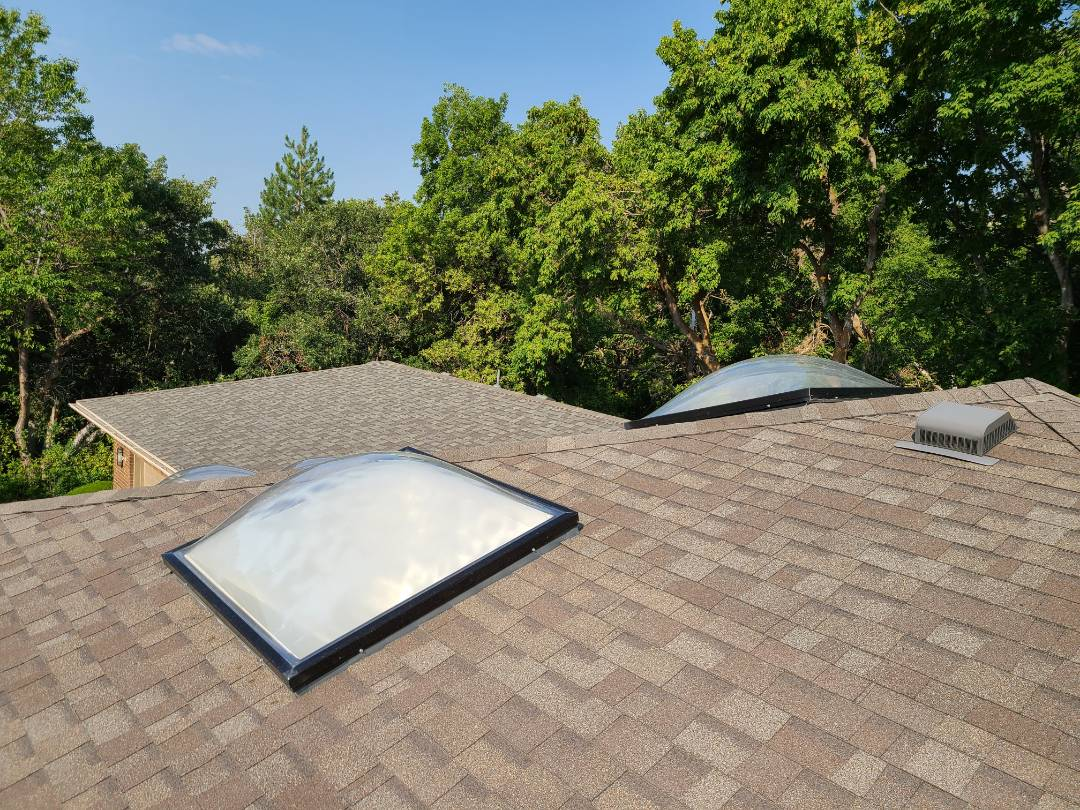Ogden, UT - Free estimate to lift skylights, install weather seals and reset them