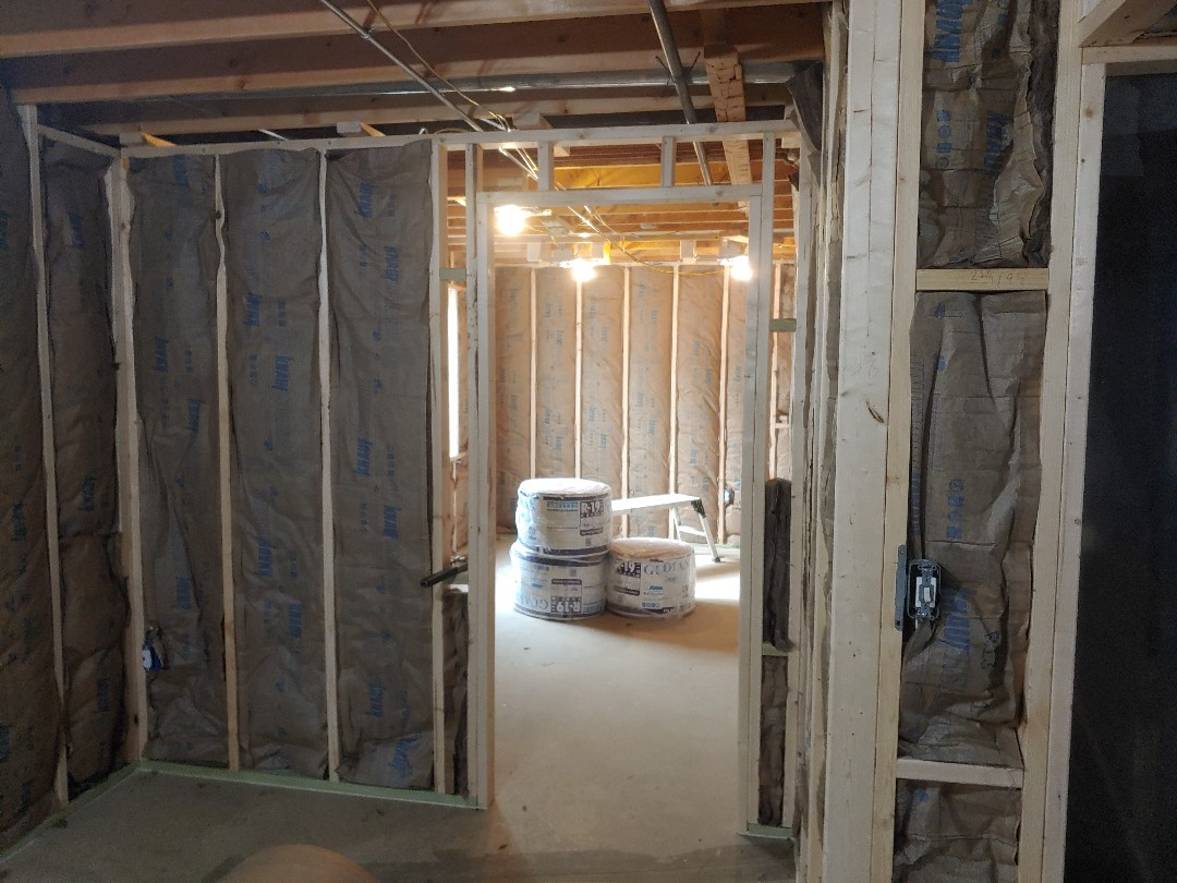 Wauconda, IL - Basement finish 2 bedroom and storage with family room