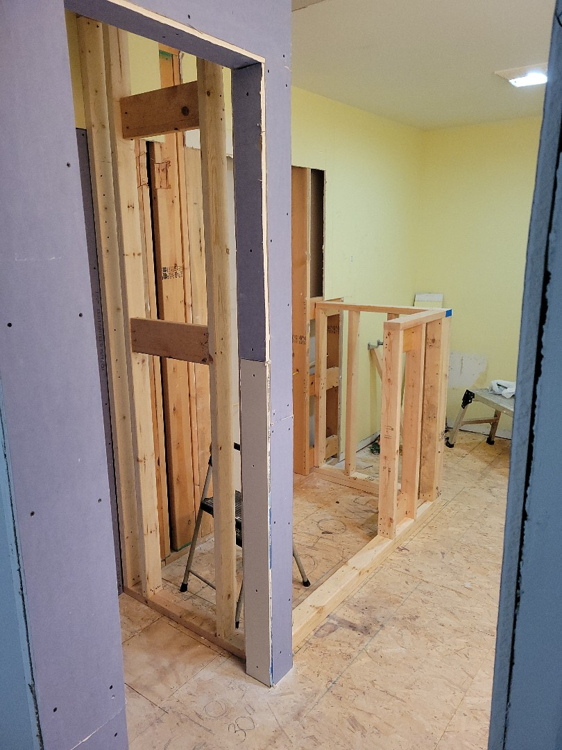 Wilmot, WI - New Master bath with steam room  and soaker rub