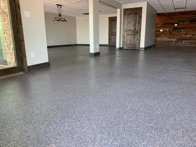 Mason, OH - Keep putting aside that basement floor remodel? Take action now with our help! Create the ultimate basement space with an amazing floor!