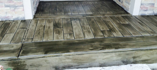 This past Summer, Garage Floors Today remodeled our front porch. They were professional and created exactly what we were looking for quicker than what we expected it would take! A few days later we had noticed some blemishes and gave Mike a call. He was able to come out the next day and address all the blemishes and concerns we had! We highly recommend these guys!!