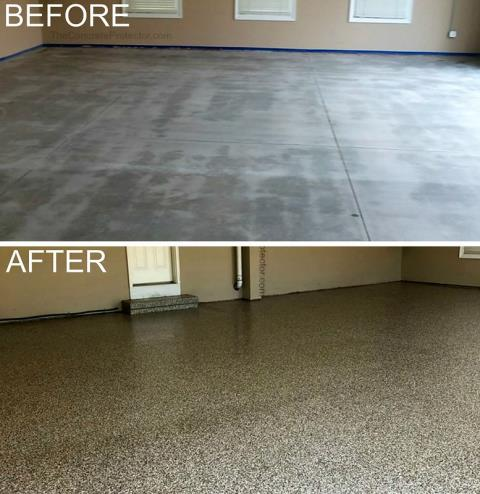 Mike and his crew did a great job resurfacing our garage floor! They were friendly, respected all our many questions, and were very thorough in their process! I know have a floor that is easy to maintain and looks great! I am very pleased with the results of their work!