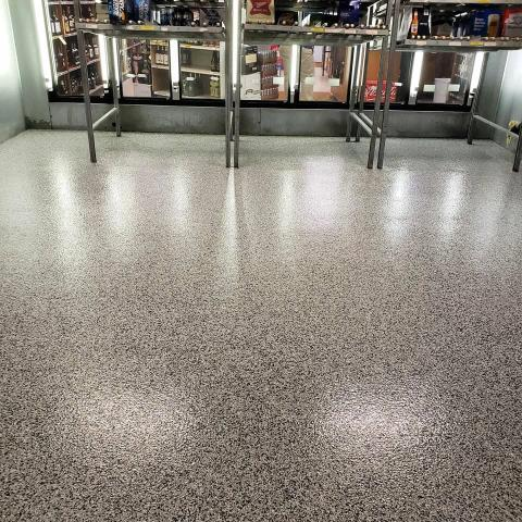 Mike and his team provided excellent services all around! They were very communicative, professional, patient, and respectful. Mike made sure that everyone was on time for the job! This was definitely a crew who had pride and dedication in the work their were accomplishing! If you are looking to have your concrete floors resurfaces, these are the guys to call. Garage Floors Today transformed the floors in our commercial building, and gave them new life! They are so much smoother and easier to transport carts all around the building now!! Would recommend!