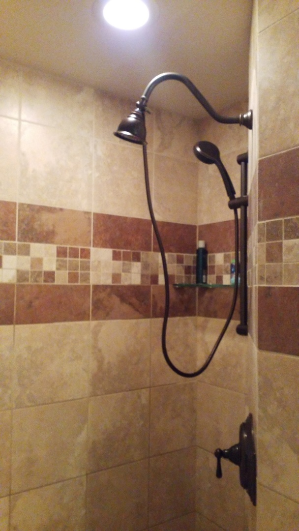 Oglesby, IL - Shower valve replacement and update!