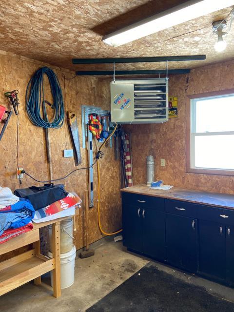 Lostant, IL - Install Garage Heater