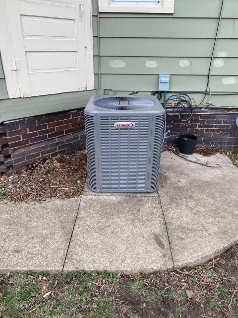 Tonica, IL - Installed Lennox Furnace and AC