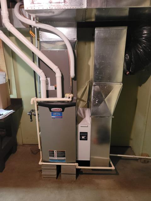 Grand Ridge, IL - Install Lennox Furnace & Ac Air Bear