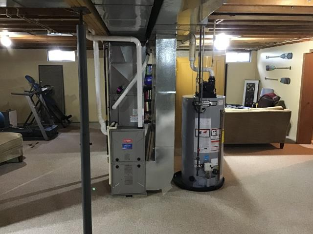 Tonica, IL - Install Bryant Furnace and AC