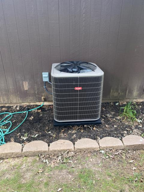Spring Valley, IL - Install Bryant Furnace and AC