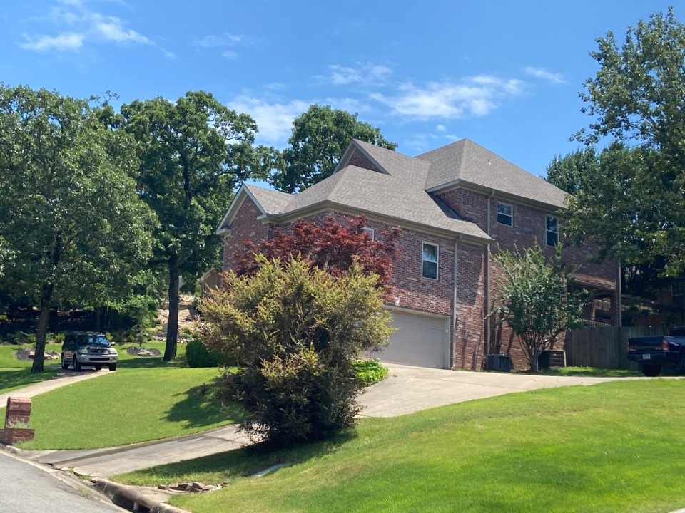 Little Rock, AR - Roof replacement