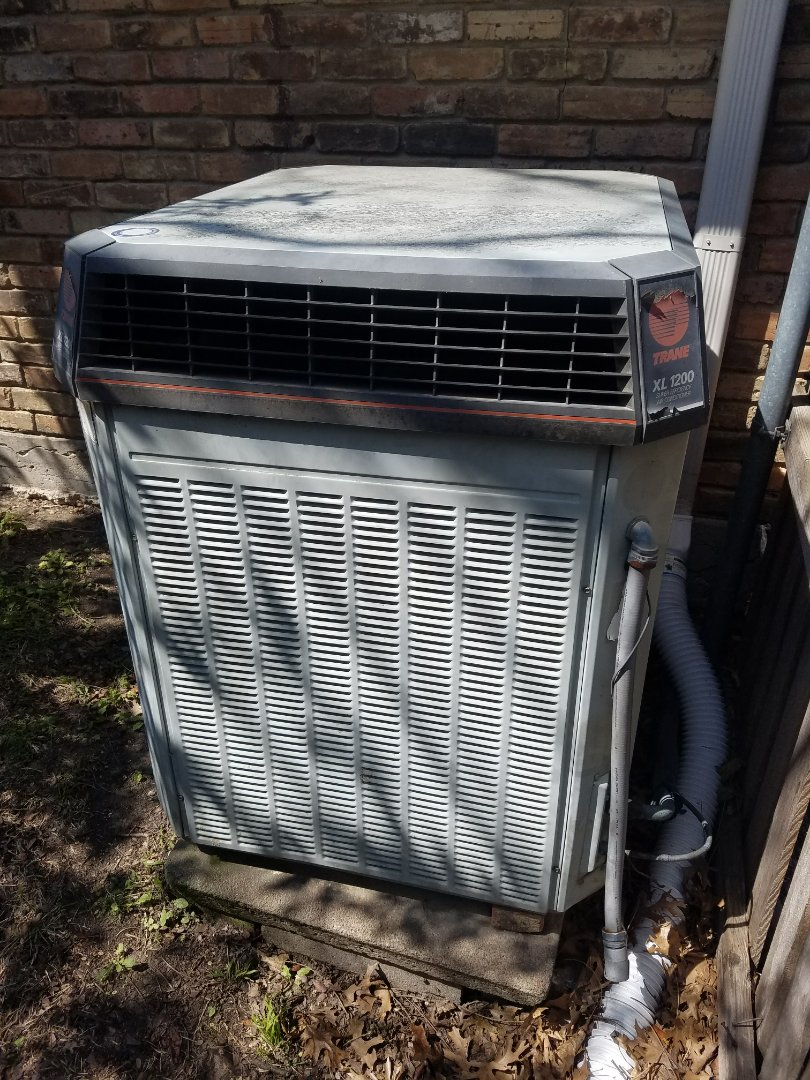 Dallas, TX - Air conditioning upgrade