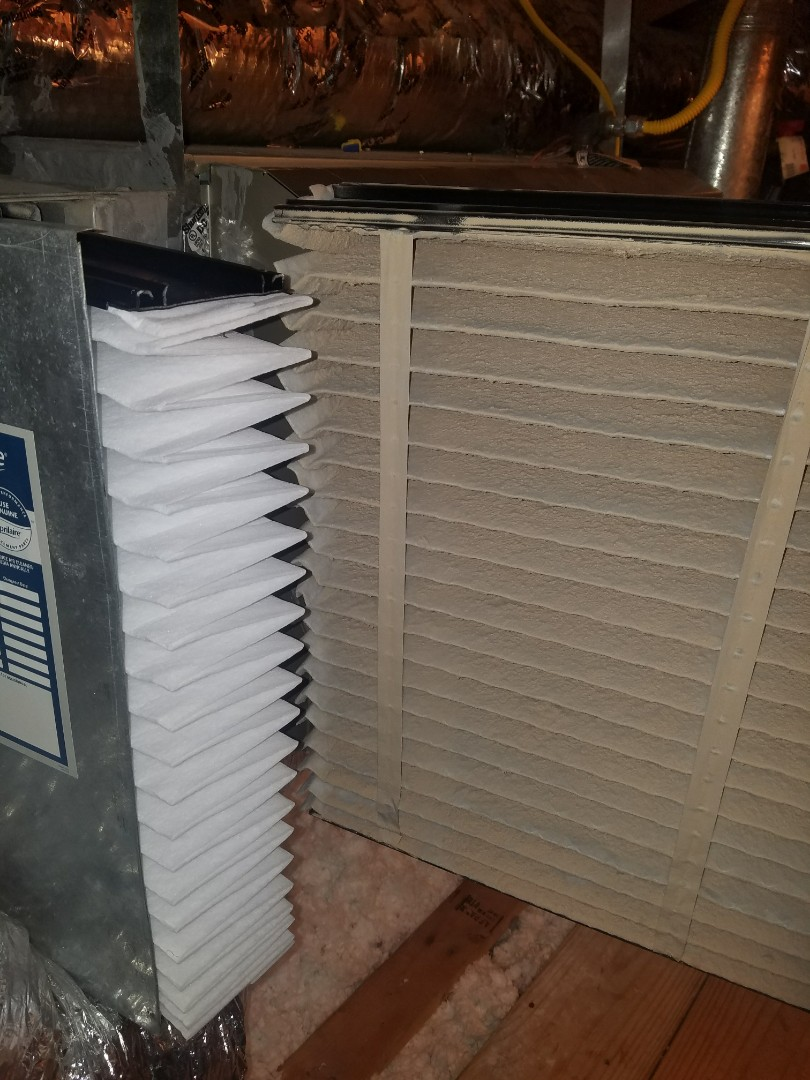 Dallas, TX - Air filter replacement / clean indoor air / ac  inspection