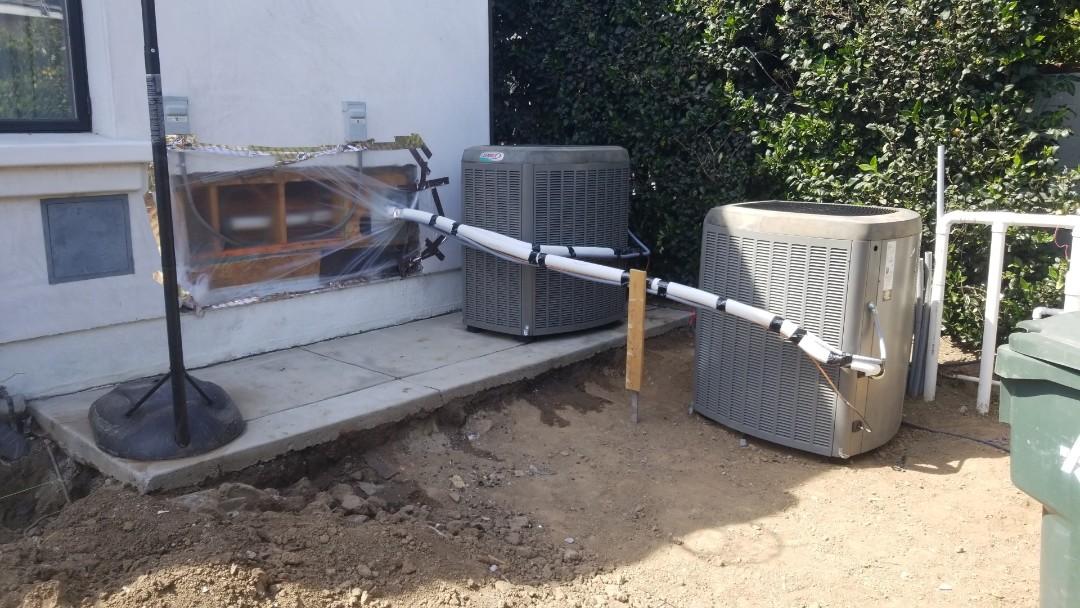 Montebello, CA - Temporarily relocated. Finish product will be amazing.